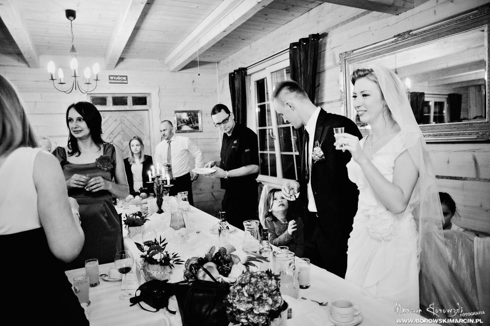 Zdjęcia ślubne pełne emocji